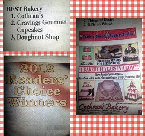 Best Bakery 2017